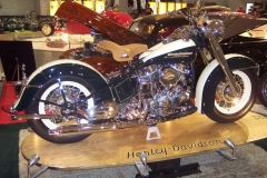 1951 Harley Pan Head Mike Mederios