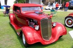 Hillsborough Concours 2015 Hot Rod Display, 1934 Chevrolet Phaeton